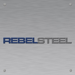 Rebel Steel Logo